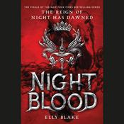 Nightblood Audiobook, by Elly Blake