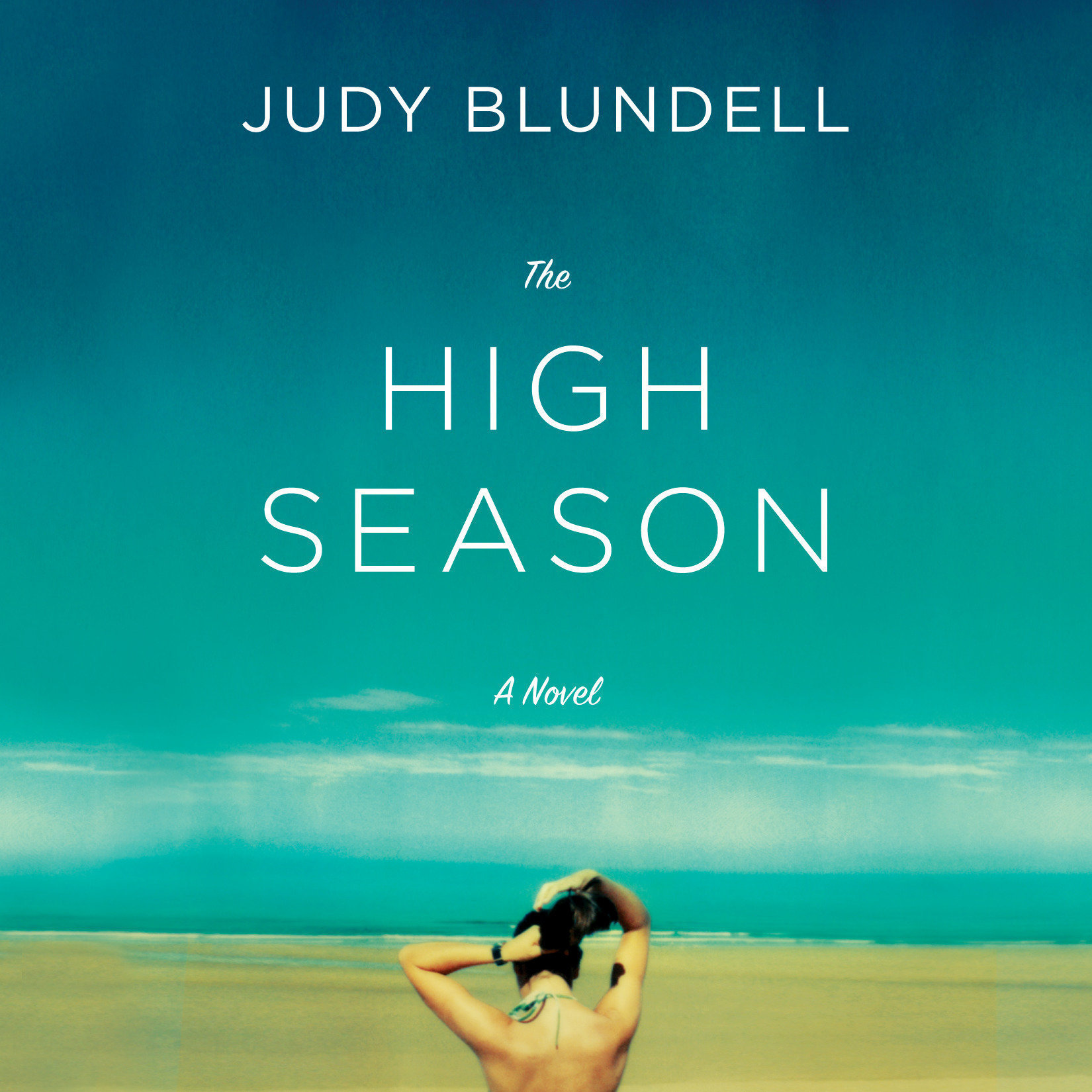 Printable The High Season: A Novel Audiobook Cover Art