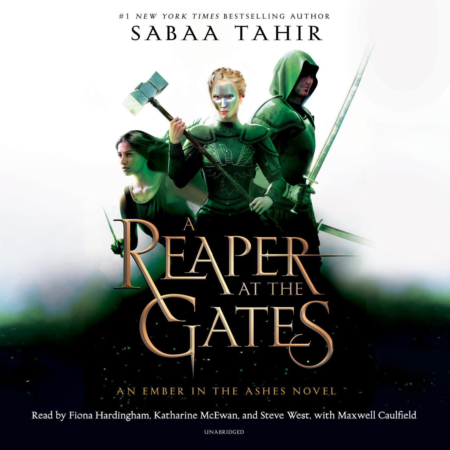 Printable A Reaper at the Gates Audiobook Cover Art