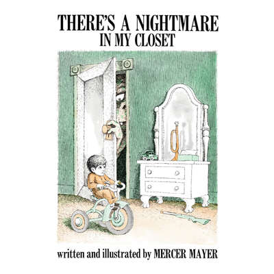 Theres a Nightmare in My Closet Audiobook, by Mercer Mayer
