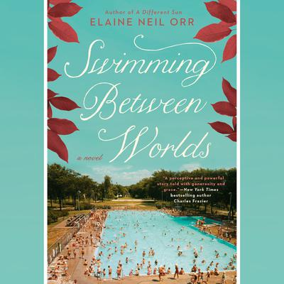 Swimming between Worlds Audiobook, by Elaine Neil Orr