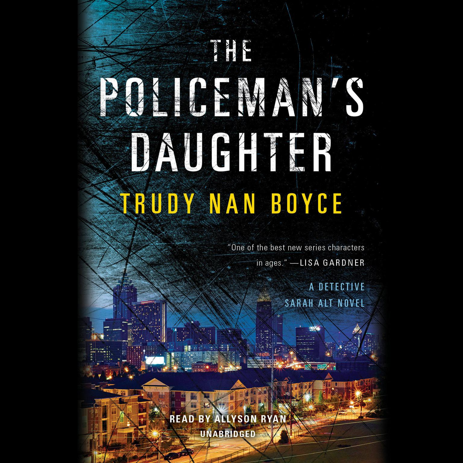 Printable The Policeman's Daughter Audiobook Cover Art