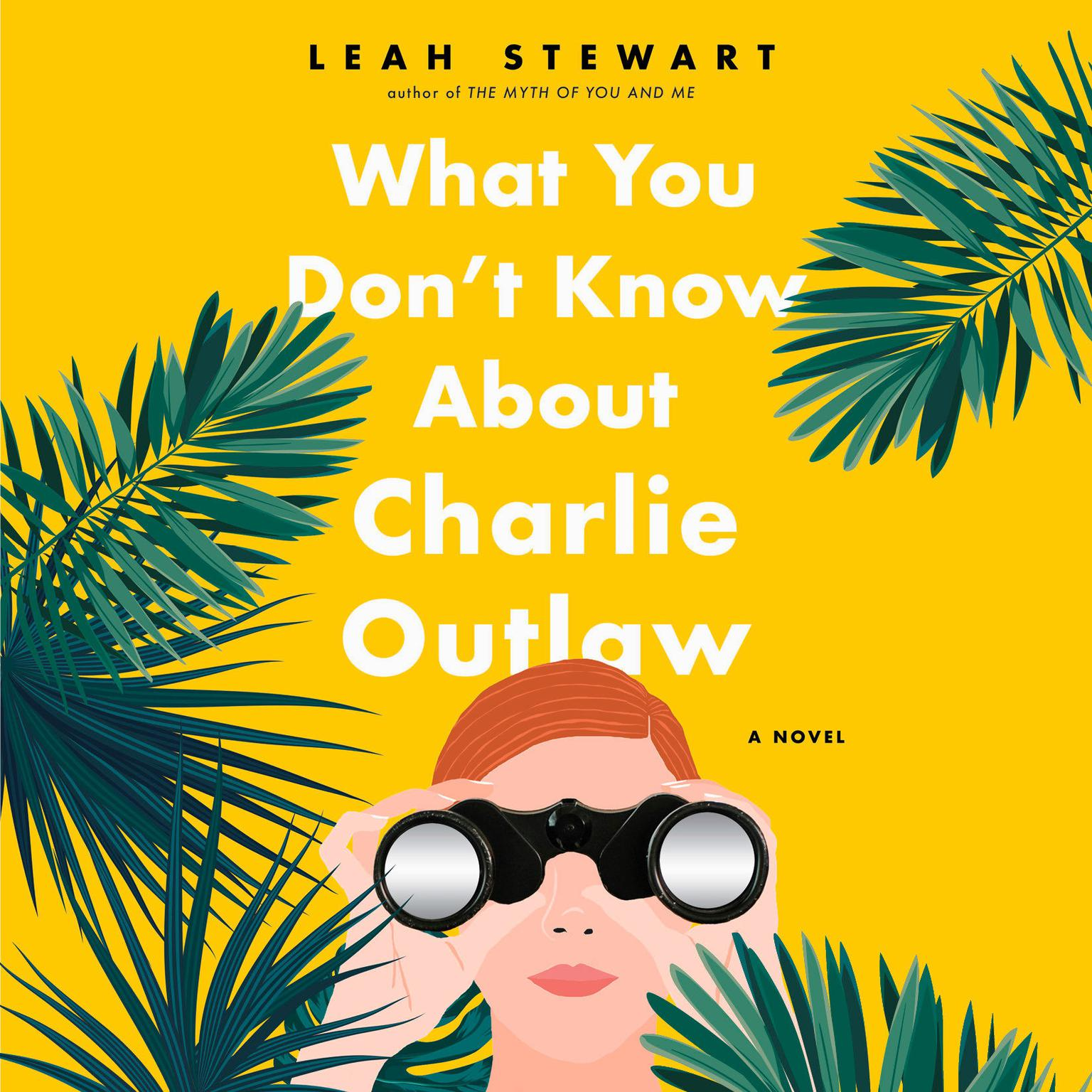 Printable What You Don't Know About Charlie Outlaw Audiobook Cover Art
