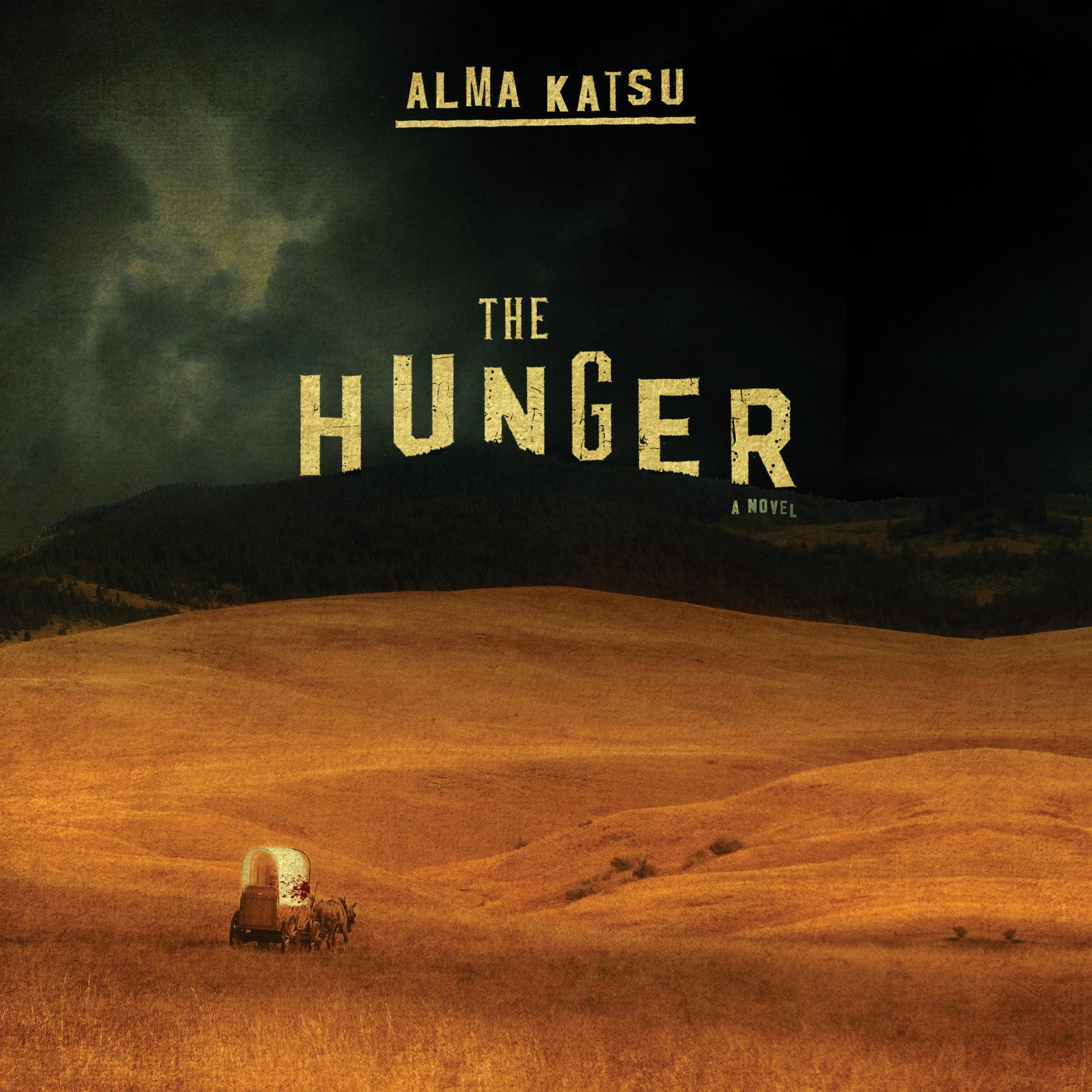 Printable The Hunger Audiobook Cover Art