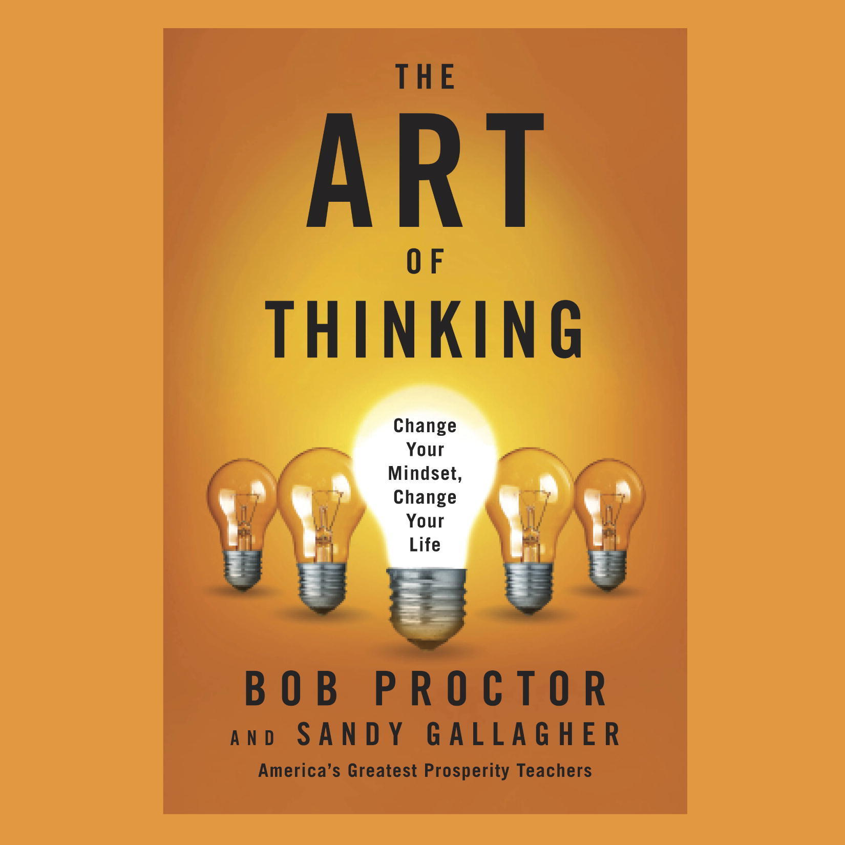 Printable The Art of Thinking: Change Your Mindset, Change Your Life Audiobook Cover Art