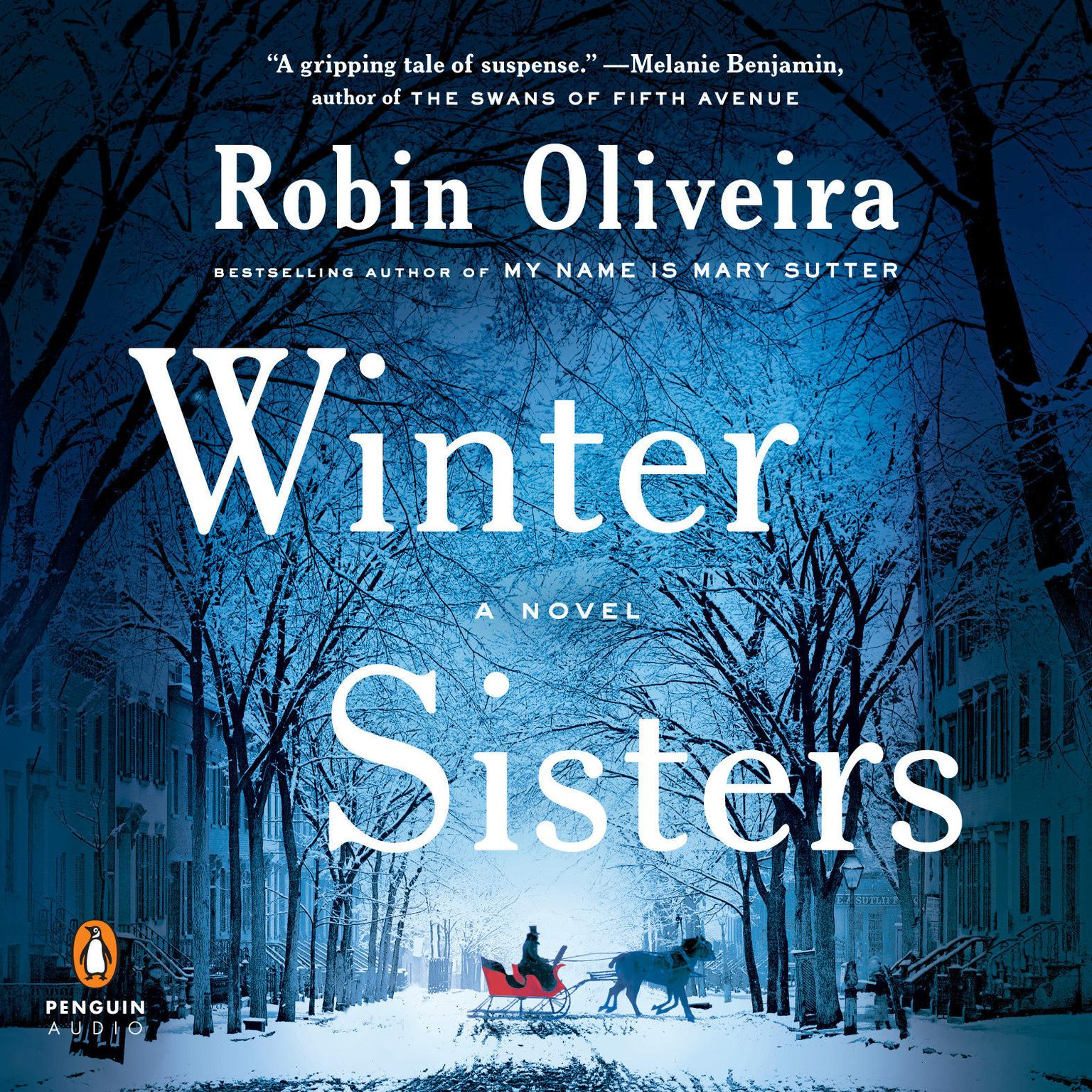 Printable Winter Sisters Audiobook Cover Art
