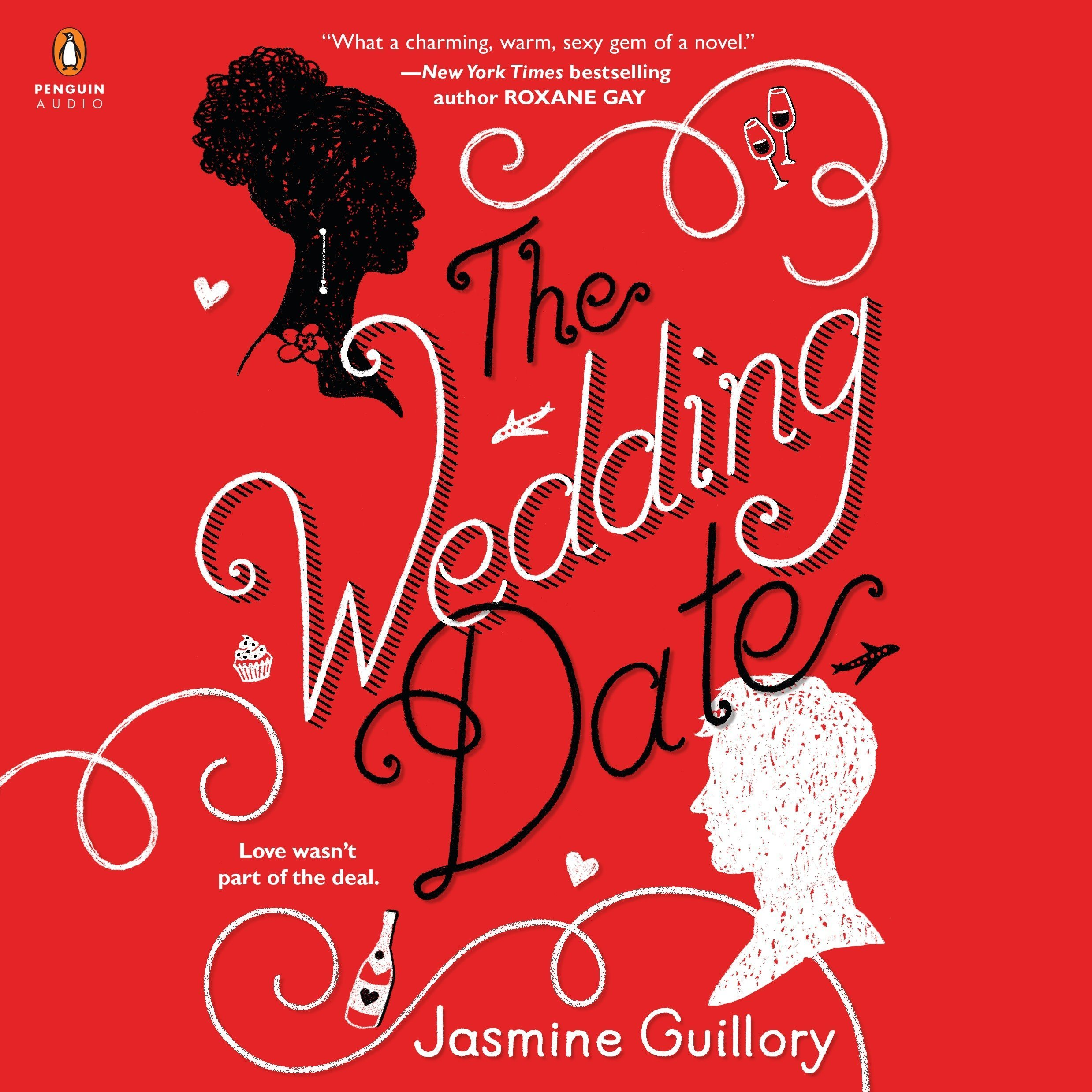 Printable The Wedding Date Audiobook Cover Art