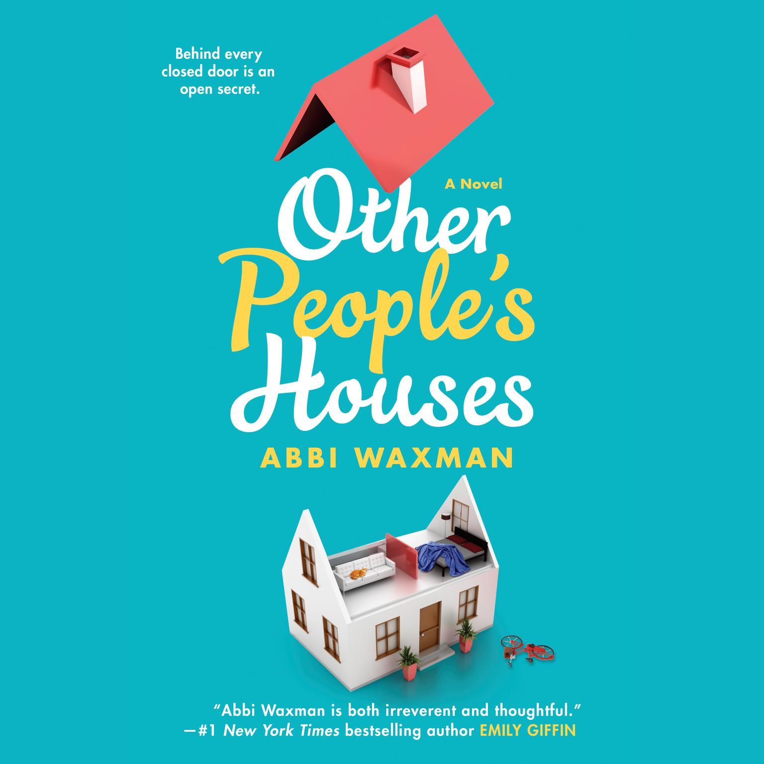 Printable Other People's Houses Audiobook Cover Art