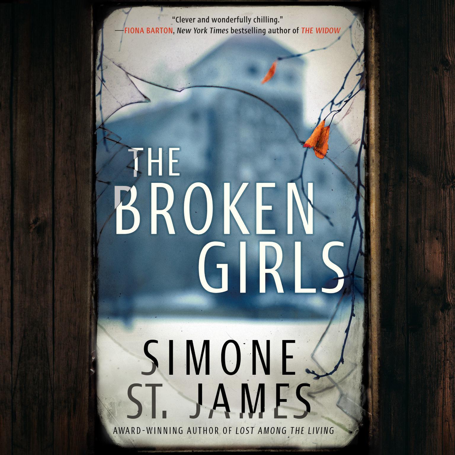 Printable The Broken Girls Audiobook Cover Art