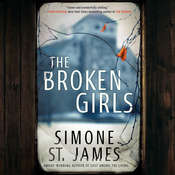 The Broken Girls Audiobook, by Simone St. James|