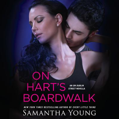 On Harts Boardwalk Audiobook, by Samantha Young