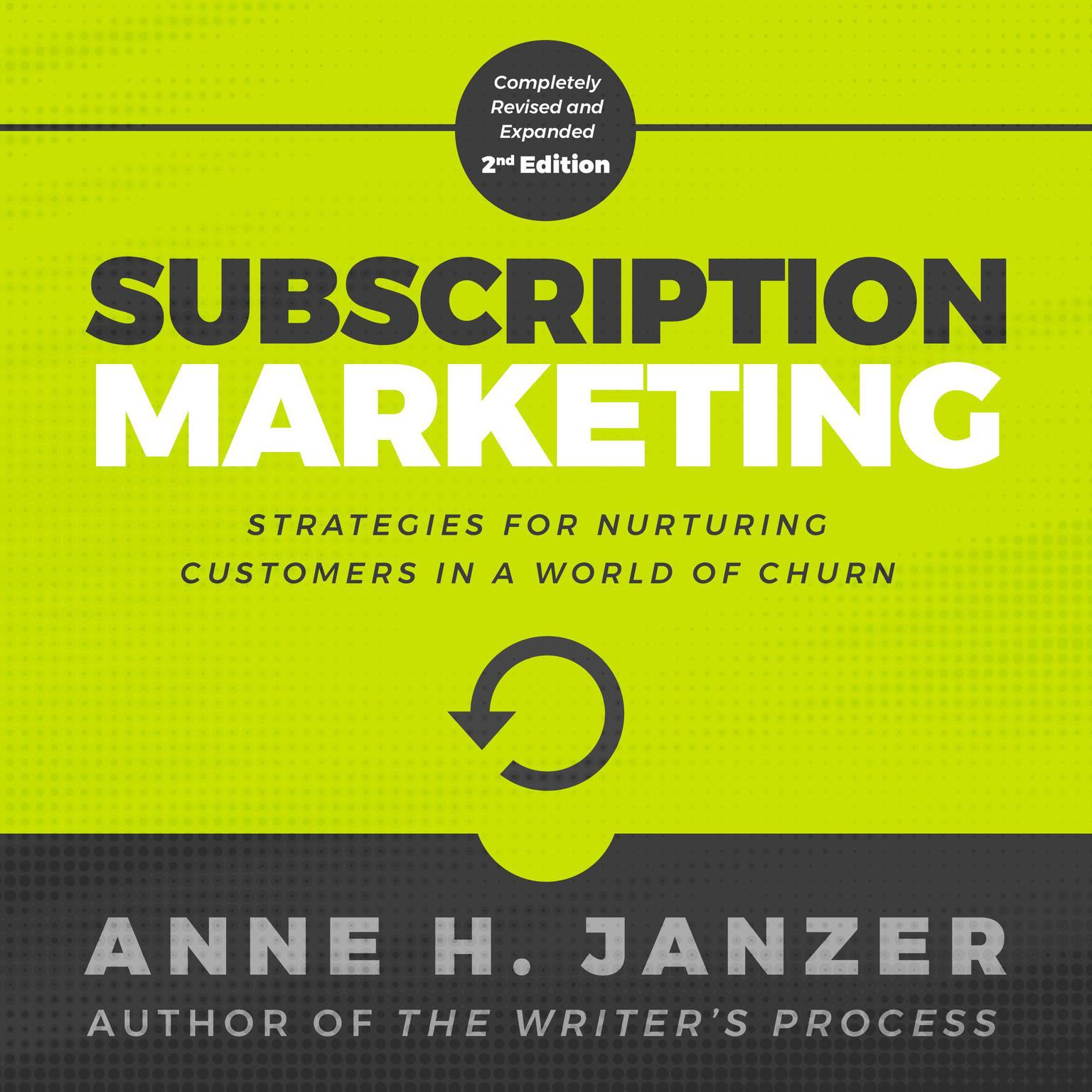 Printable Subscription Marketing Audiobook Cover Art