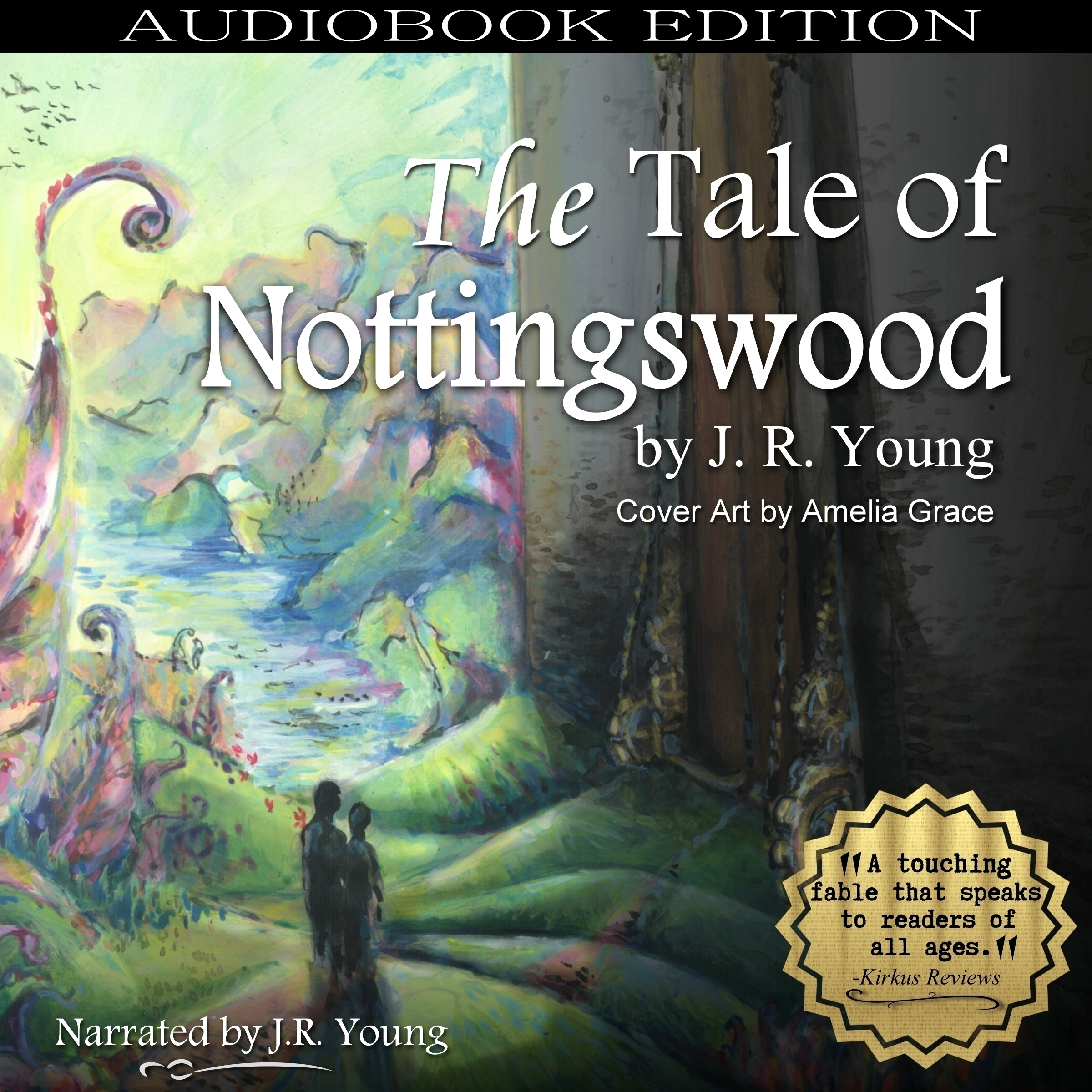 Printable The Tale of Nottingswood Audiobook Cover Art