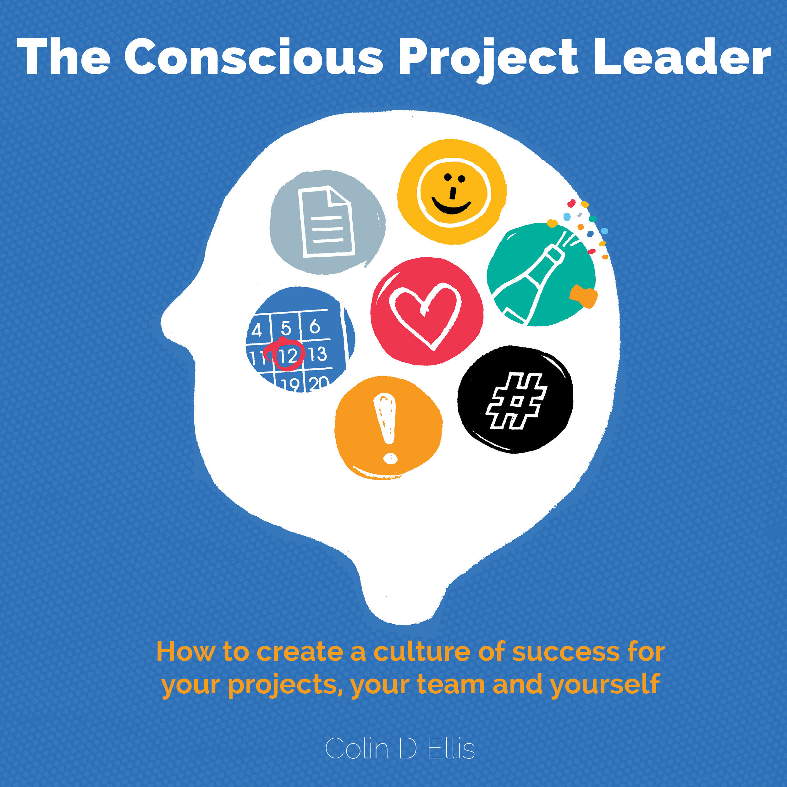 Printable The Conscious Project Leader Audiobook Cover Art