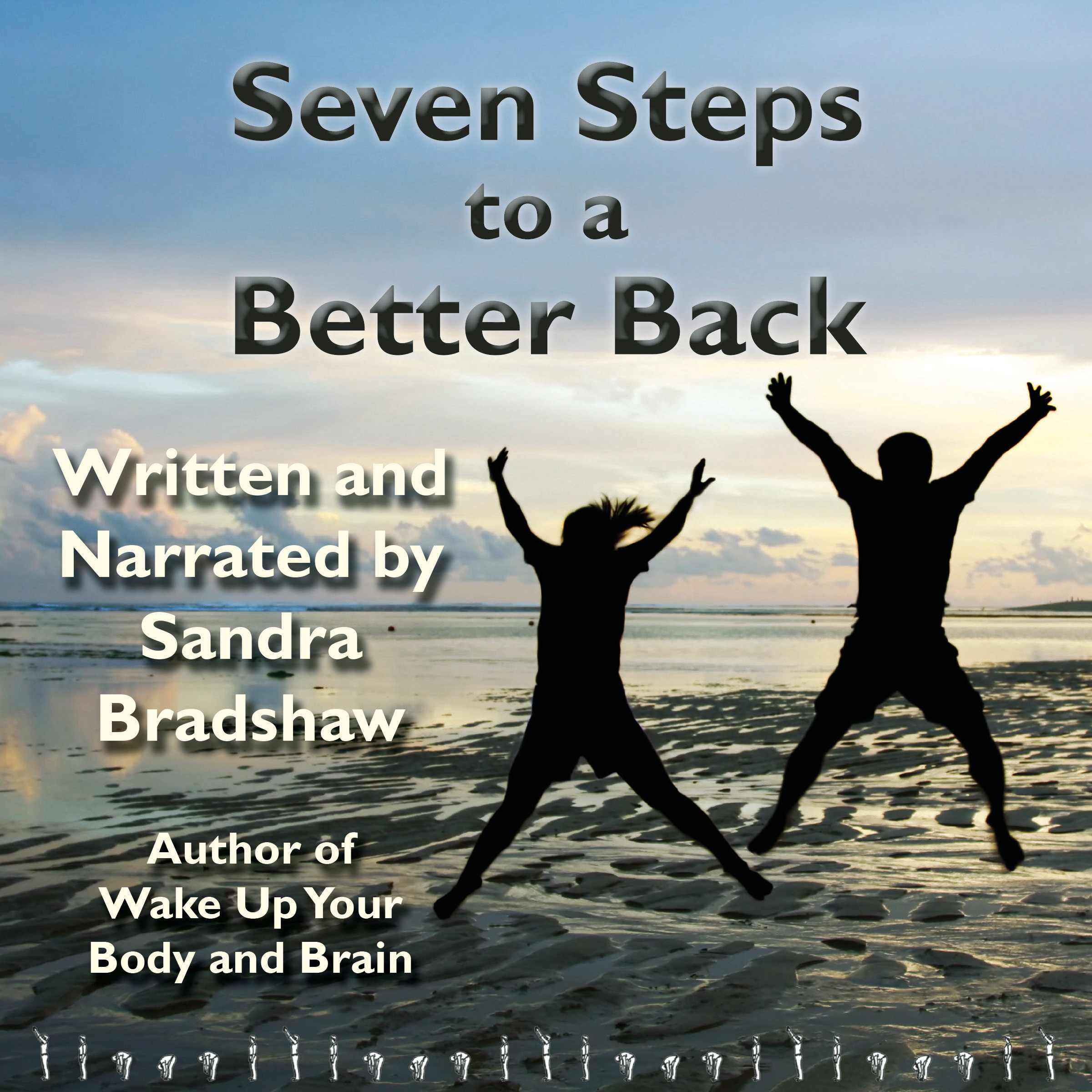 Printable Seven Steps to a Better Back Audiobook Cover Art