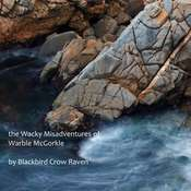 the Wacky Misadventures of Warble McGorkle Audiobook, by Blackbird Crow Raven