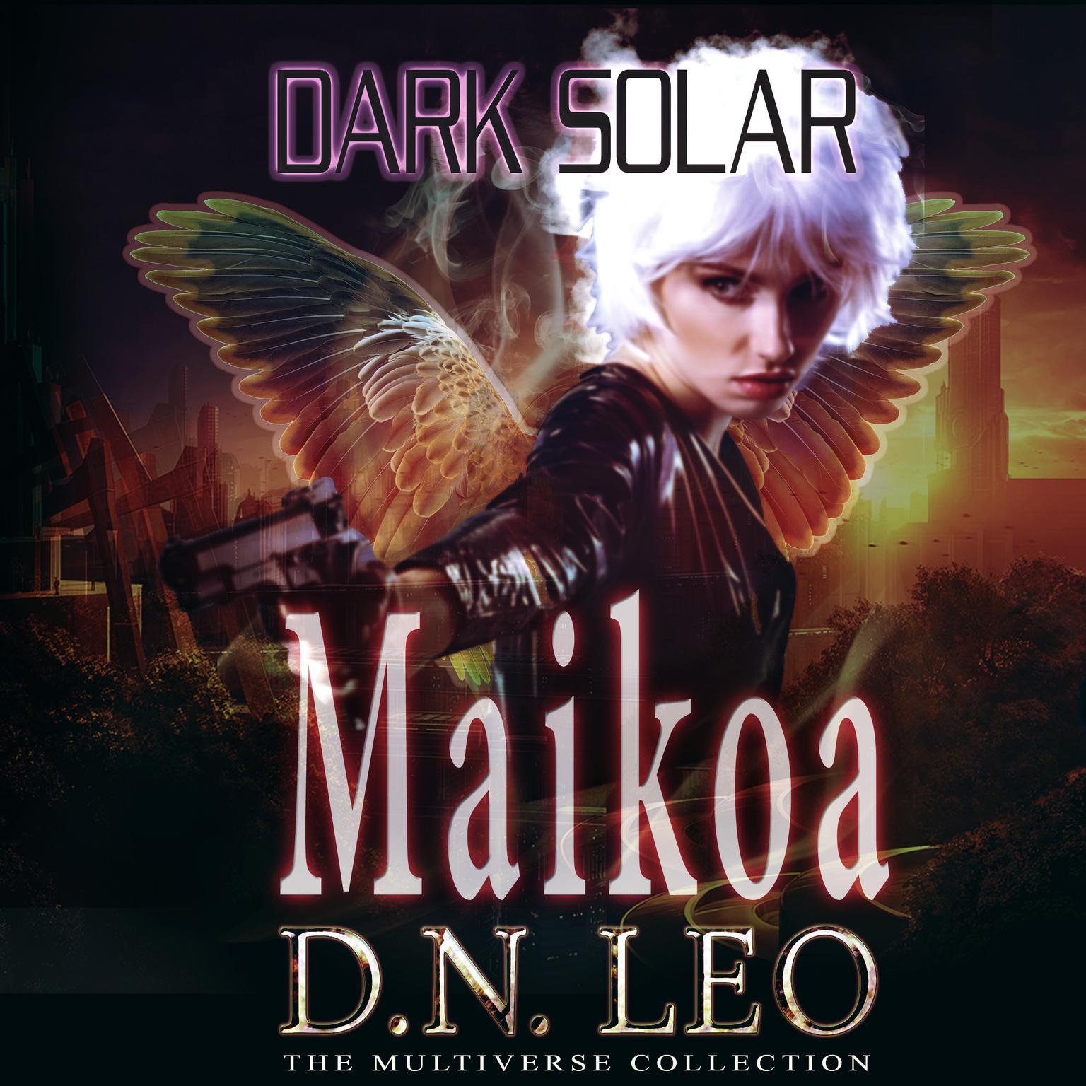 Maikoa Audiobook, by D.N. Leo