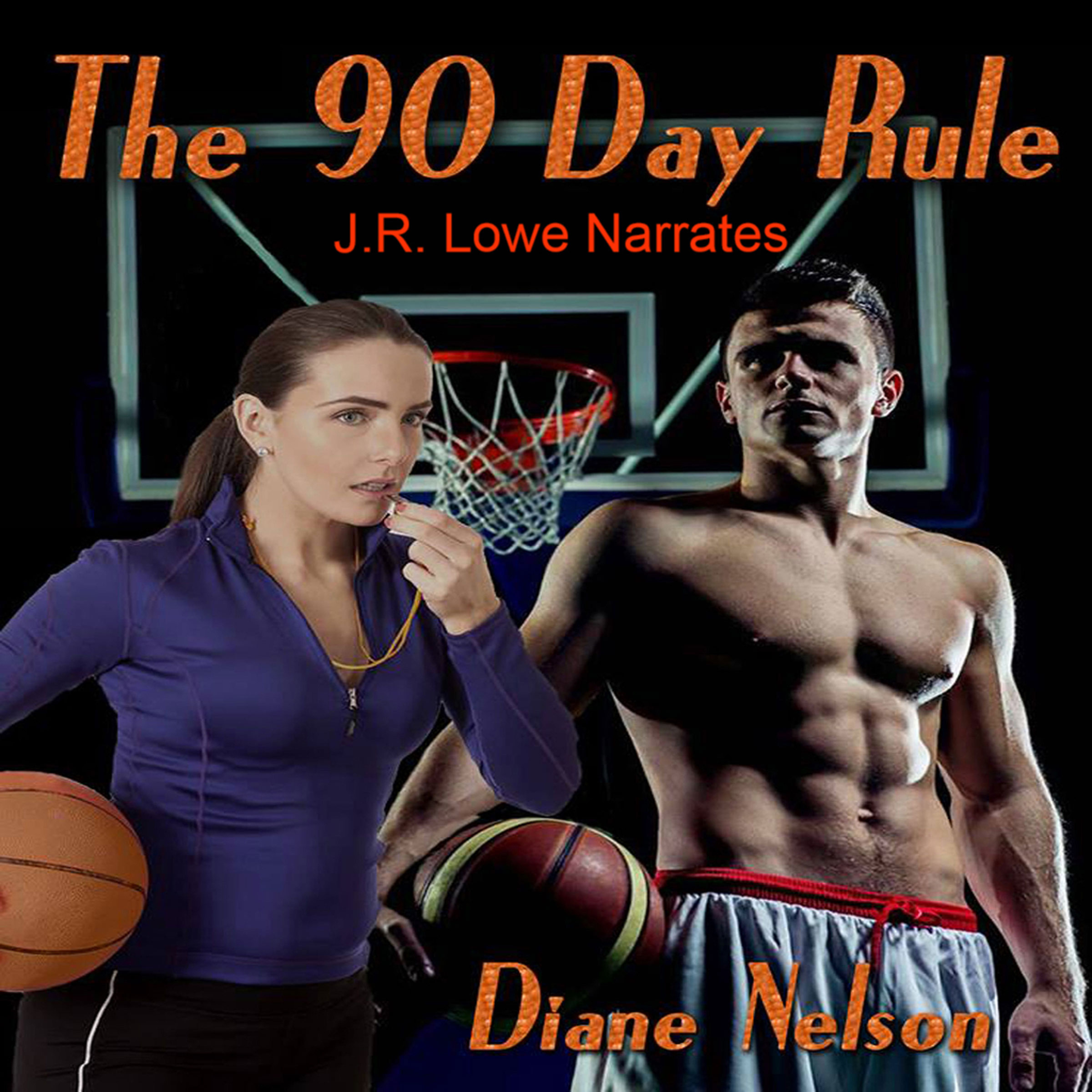 Printable The 90 Day Rule Audiobook Cover Art