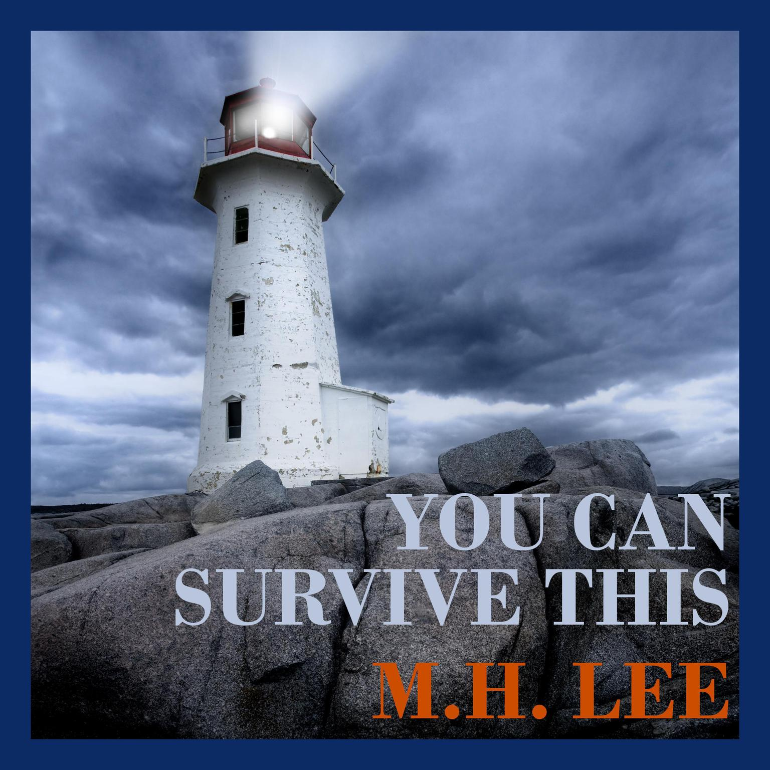 Printable You Can Survive This Audiobook Cover Art
