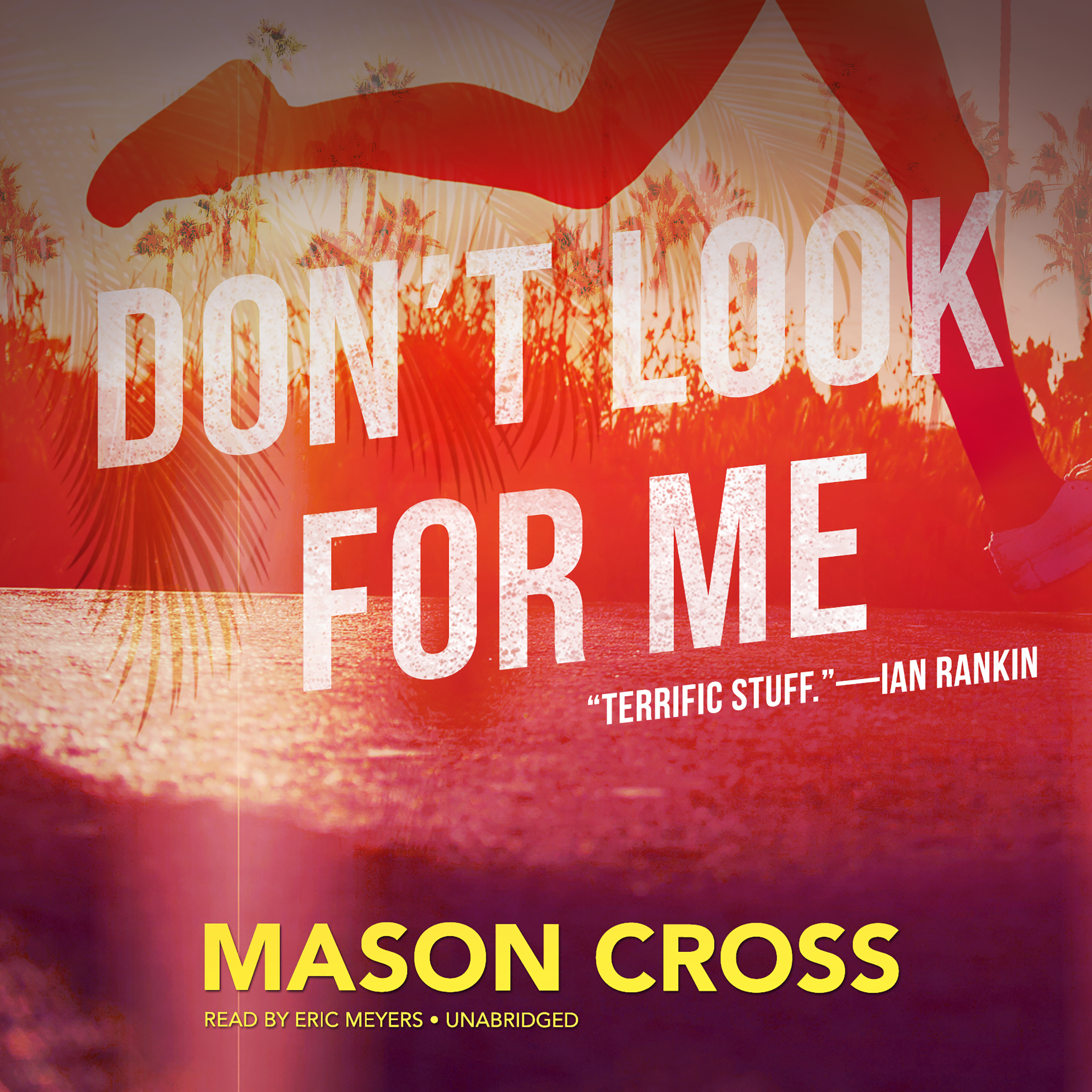 Printable Don't Look for Me: A Novel Audiobook Cover Art