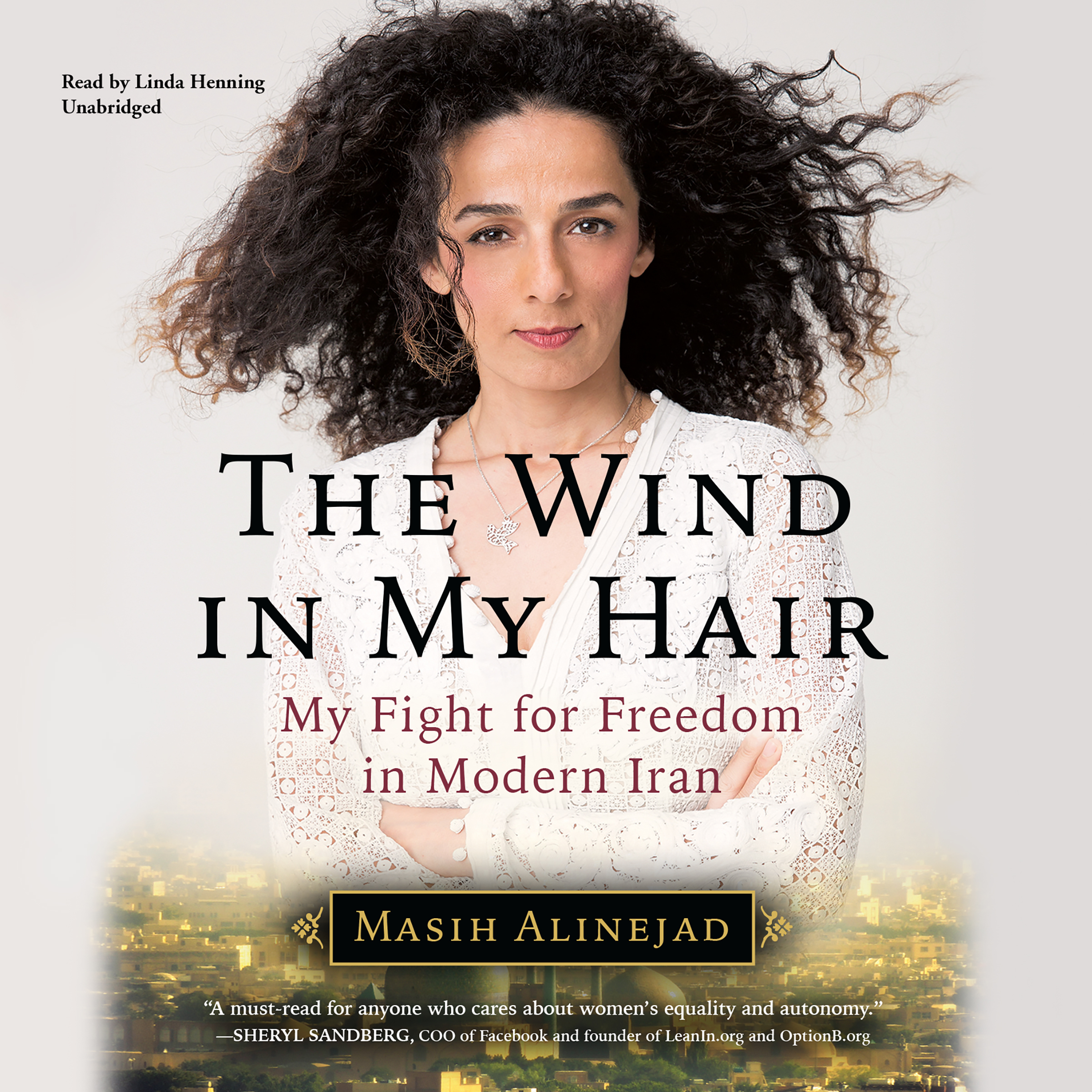 Printable The Wind in My Hair: My Fight for Freedom in Modern Iran Audiobook Cover Art