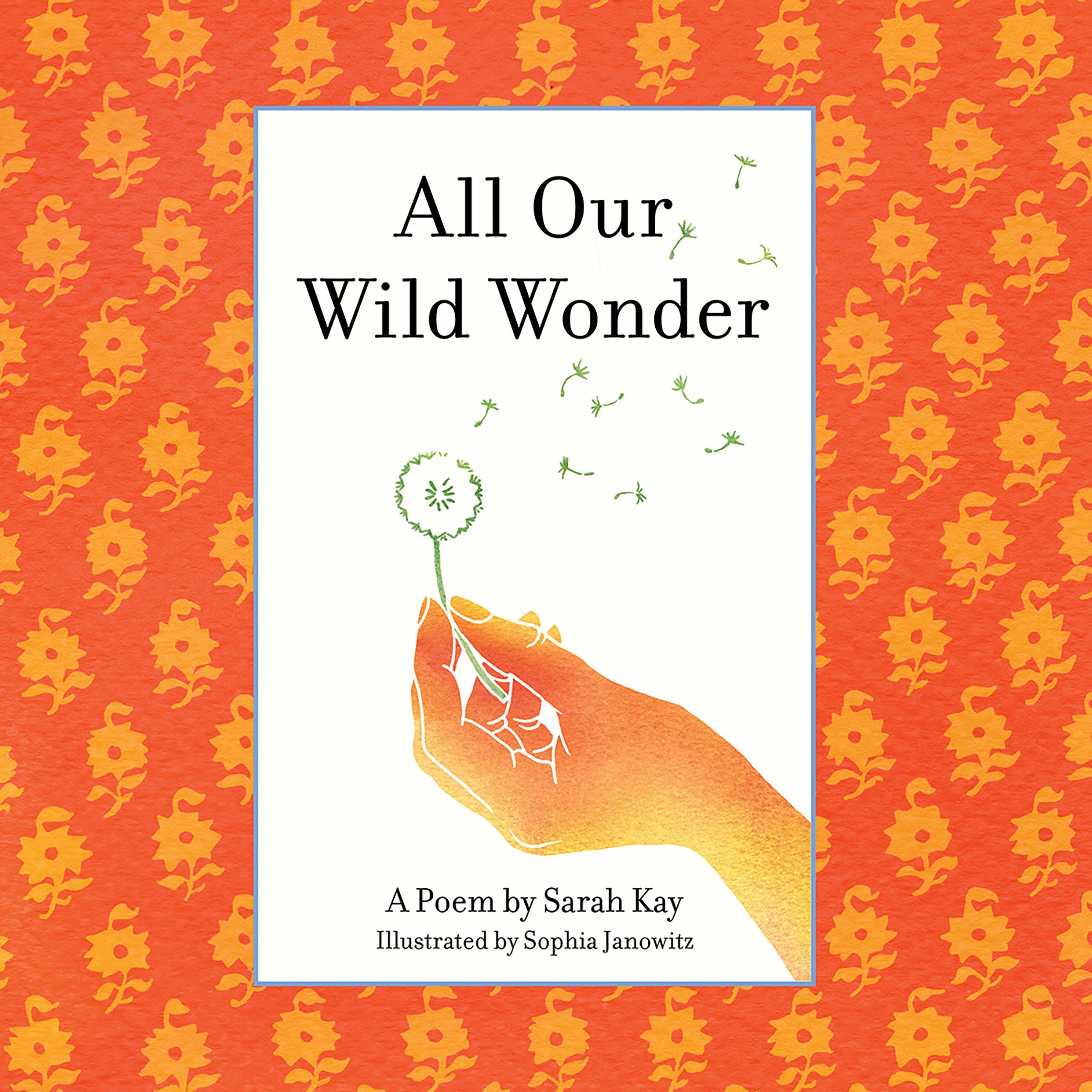 Printable All Our Wild Wonder Audiobook Cover Art