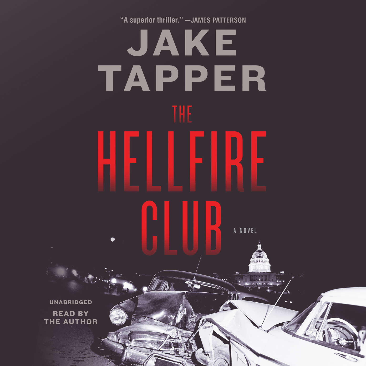 Printable The Hellfire Club Audiobook Cover Art