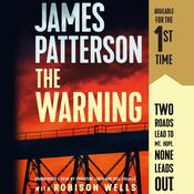 The Warning Audiobook, by James Patterson