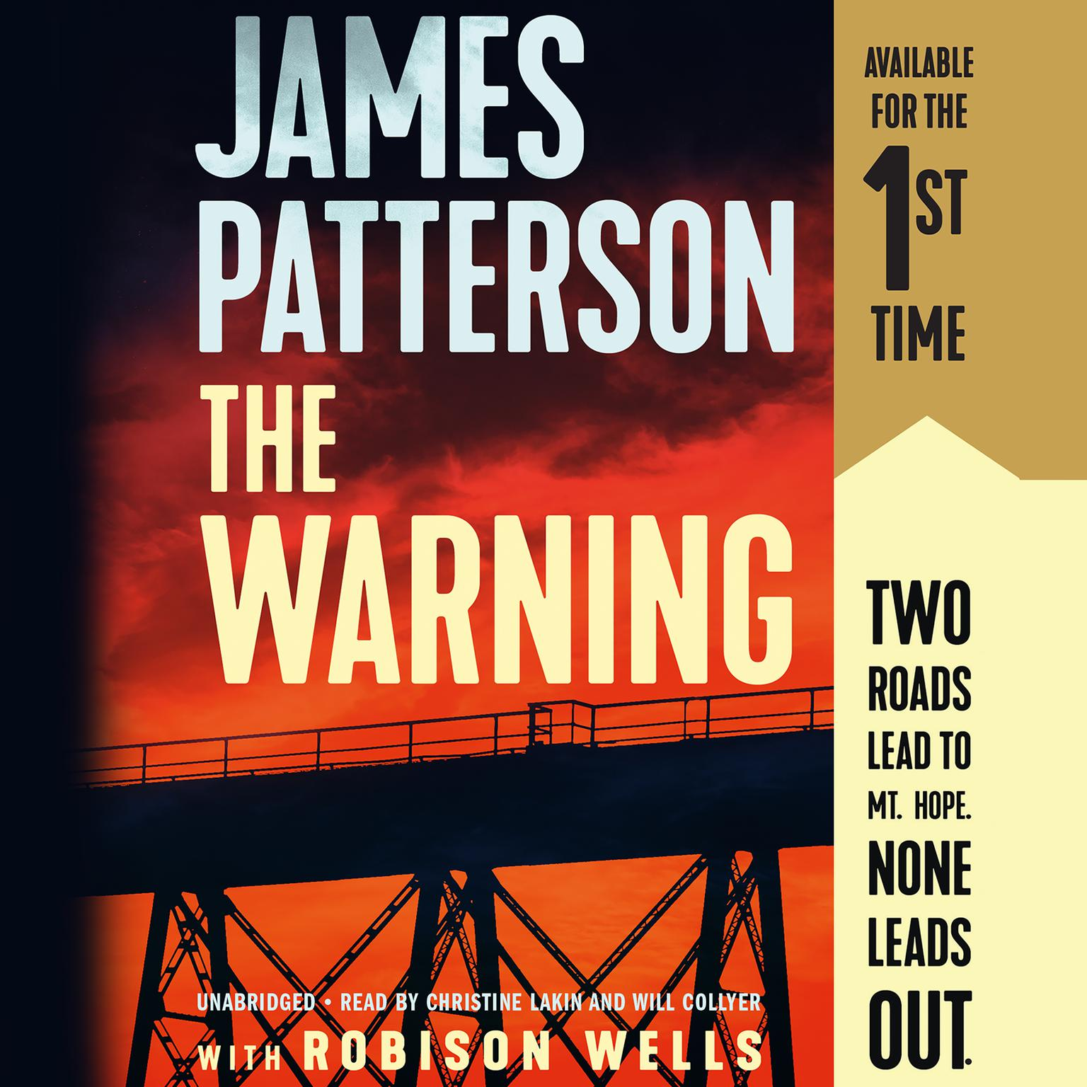 Printable The Warning Audiobook Cover Art
