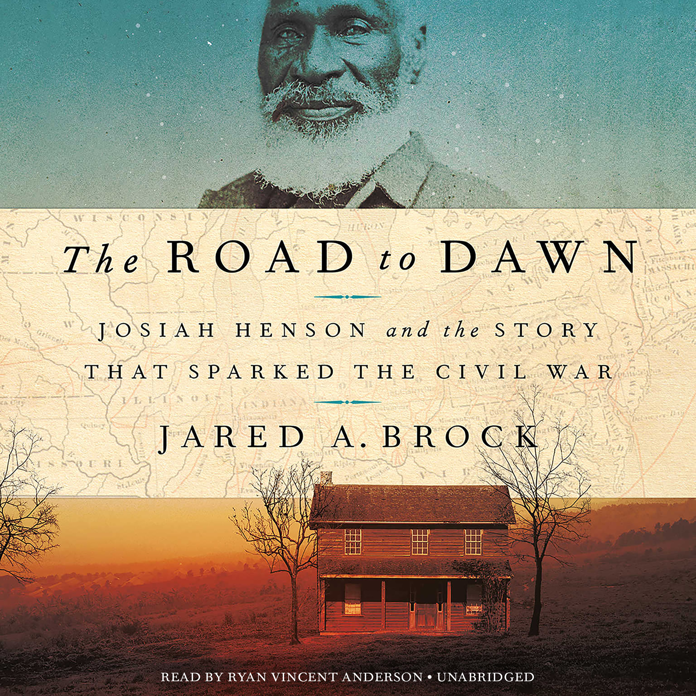 Printable The Road to Dawn: Josiah Henson and the Story That Sparked the Civil War Audiobook Cover Art
