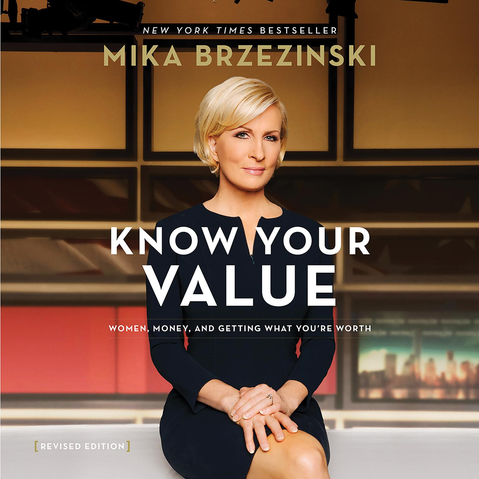 Printable Know Your Value, Revised Edition: Women, Money, and Getting What You're Worth Audiobook Cover Art
