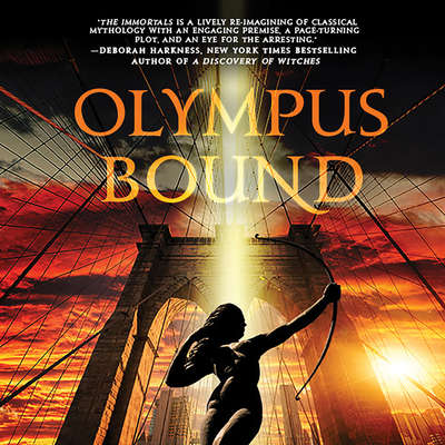 Olympus Bound Audiobook, by Jordanna Max Brodsky