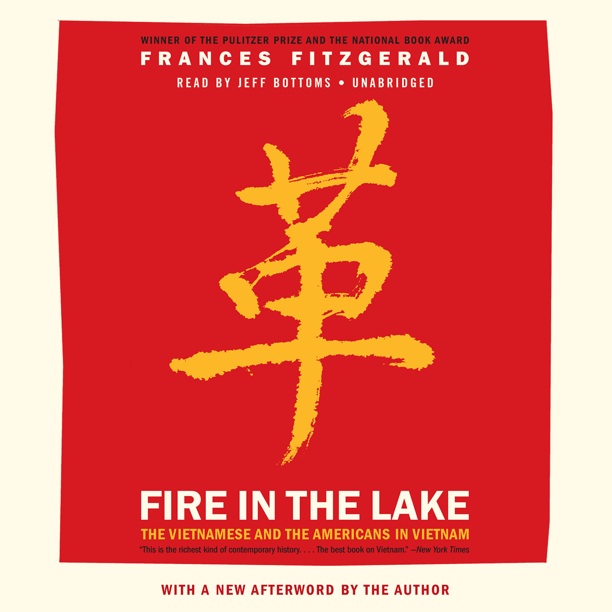 Printable Fire in the Lake: The Vietnamese and the Americans in Vietnam Audiobook Cover Art