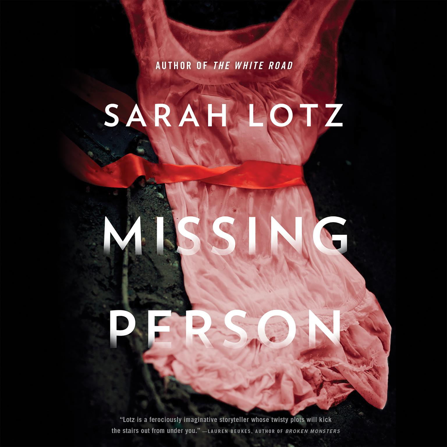 Missing Person Audiobook, by Sarah Lotz