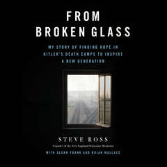 From Broken Glass: My Story of Finding Hope in Hitlers Death Camps to Inspire a New Generation Audiobook, by Steven J. Ross, Steve Ross