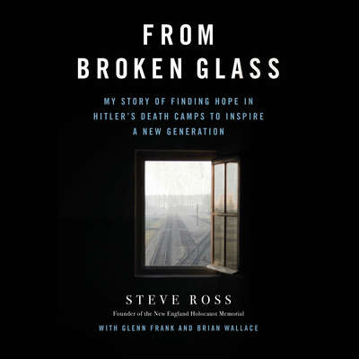 From Broken Glass: My Story of Finding Hope in Hitlers Death Camps to Inspire a New Generation Audiobook, by Steven J. Ross
