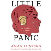 Little Panic: Dispatches from an Anxious Life Audiobook, by Amanda Stern|