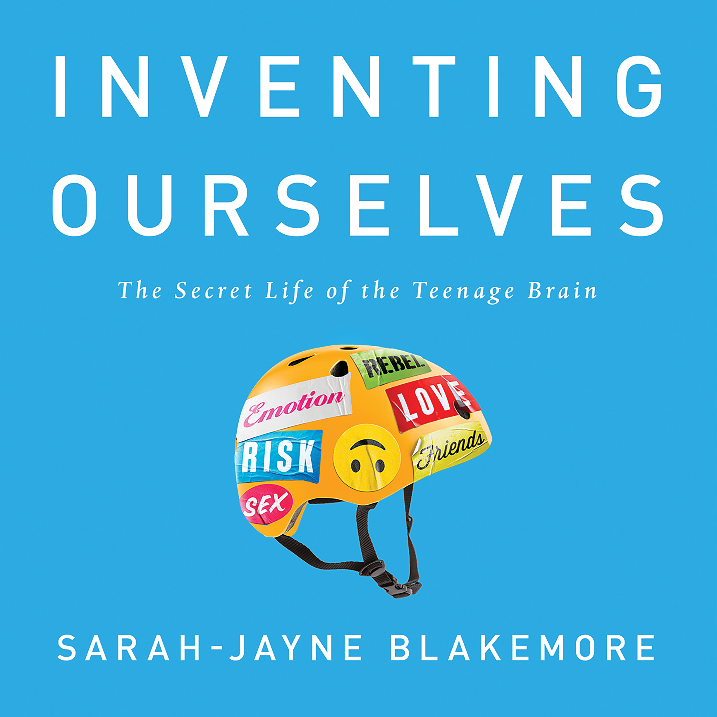 Printable Inventing Ourselves: The Secret Life of the Teenage Brain Audiobook Cover Art