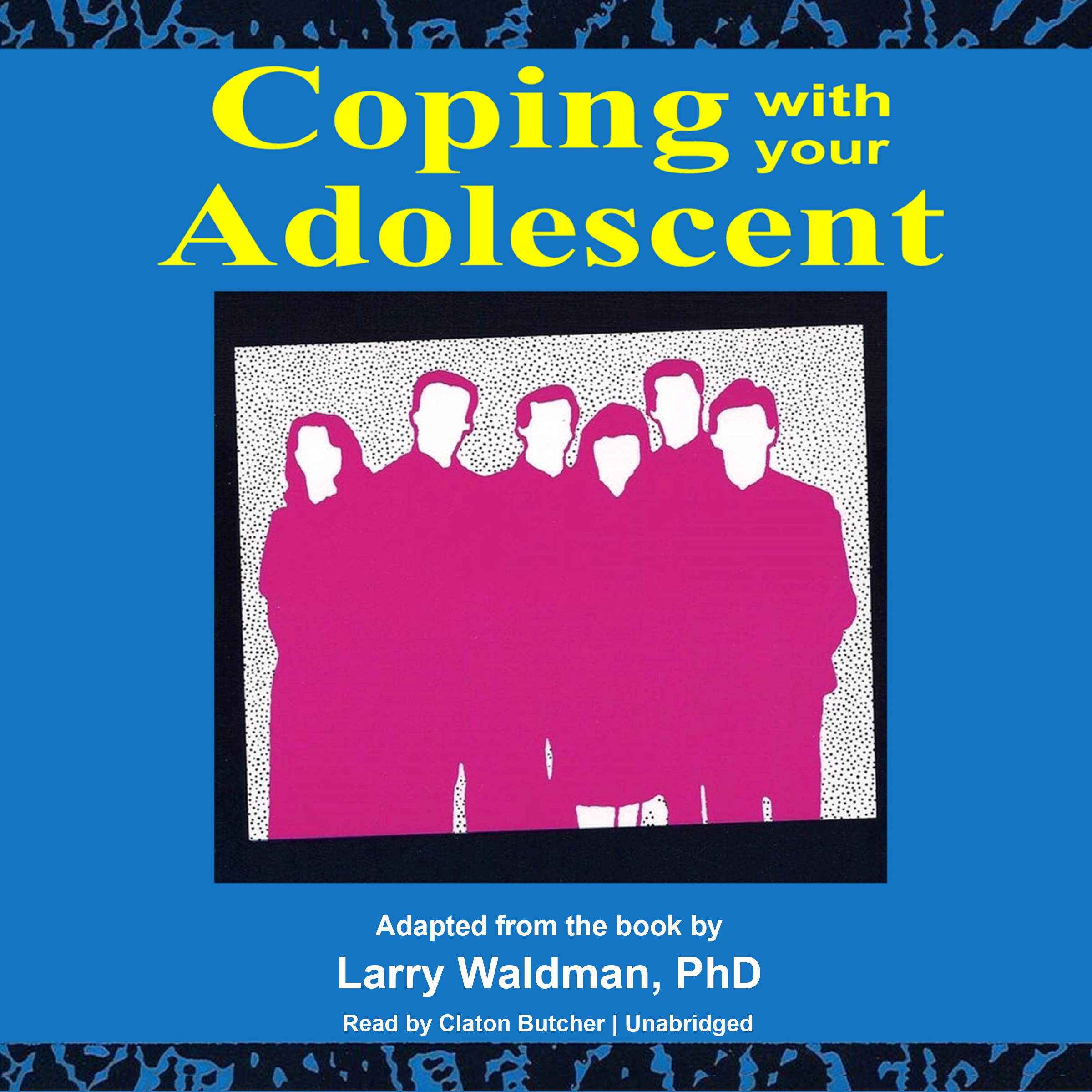 Printable Coping with Your Adolescent Audiobook Cover Art