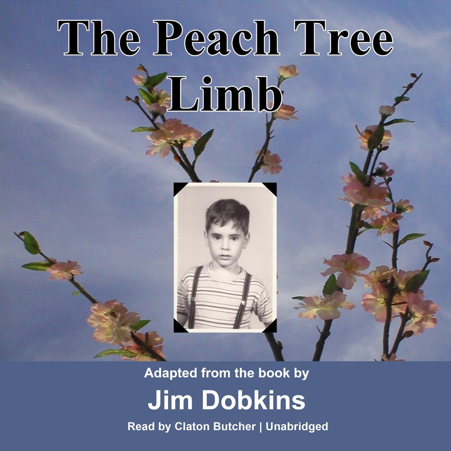 The Peach Tree Limb Audiobook, by Jim Dobkins