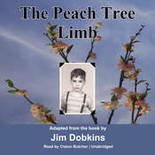The Peach Tree Limb Audiobook, by Jim Dobkins