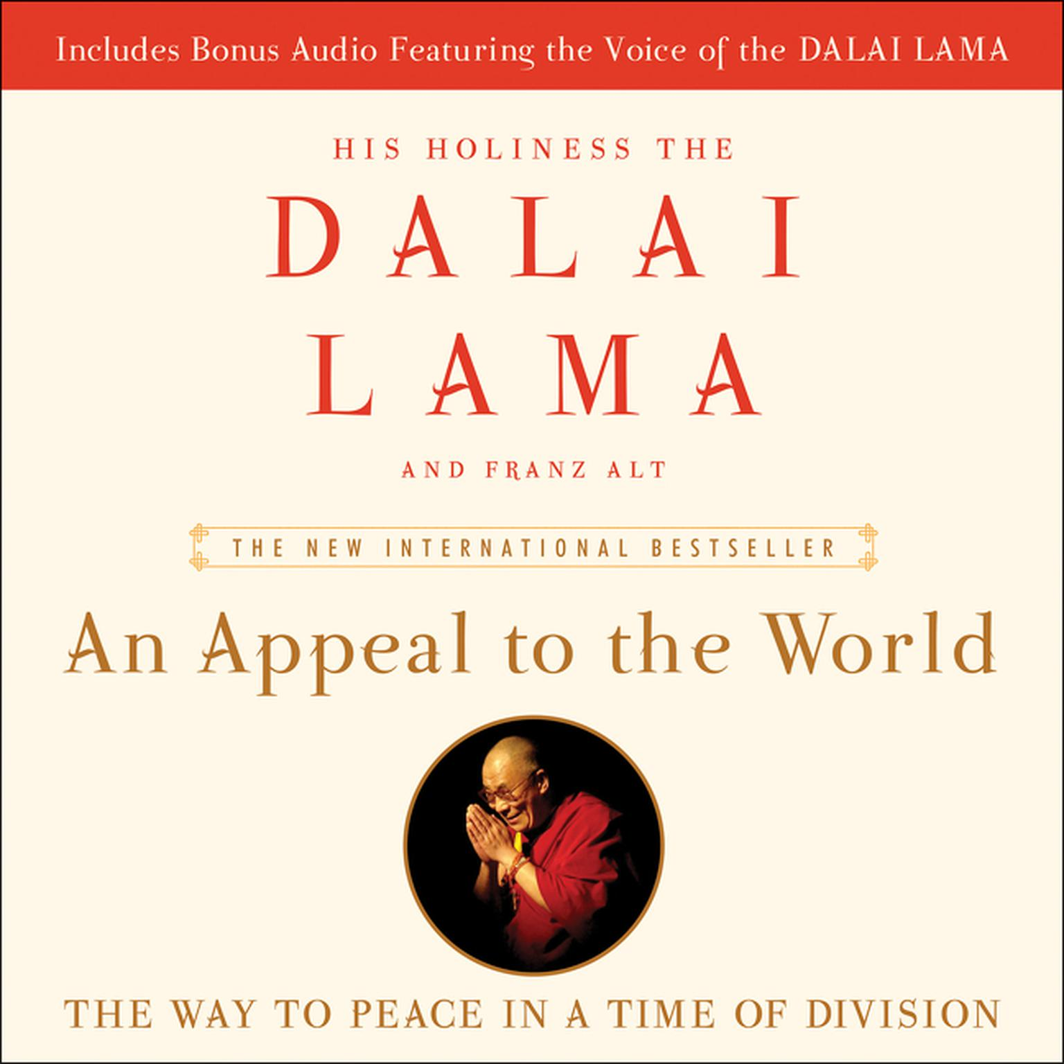 Printable An Appeal to the World: The Way to Peace in a Time of Division Audiobook Cover Art