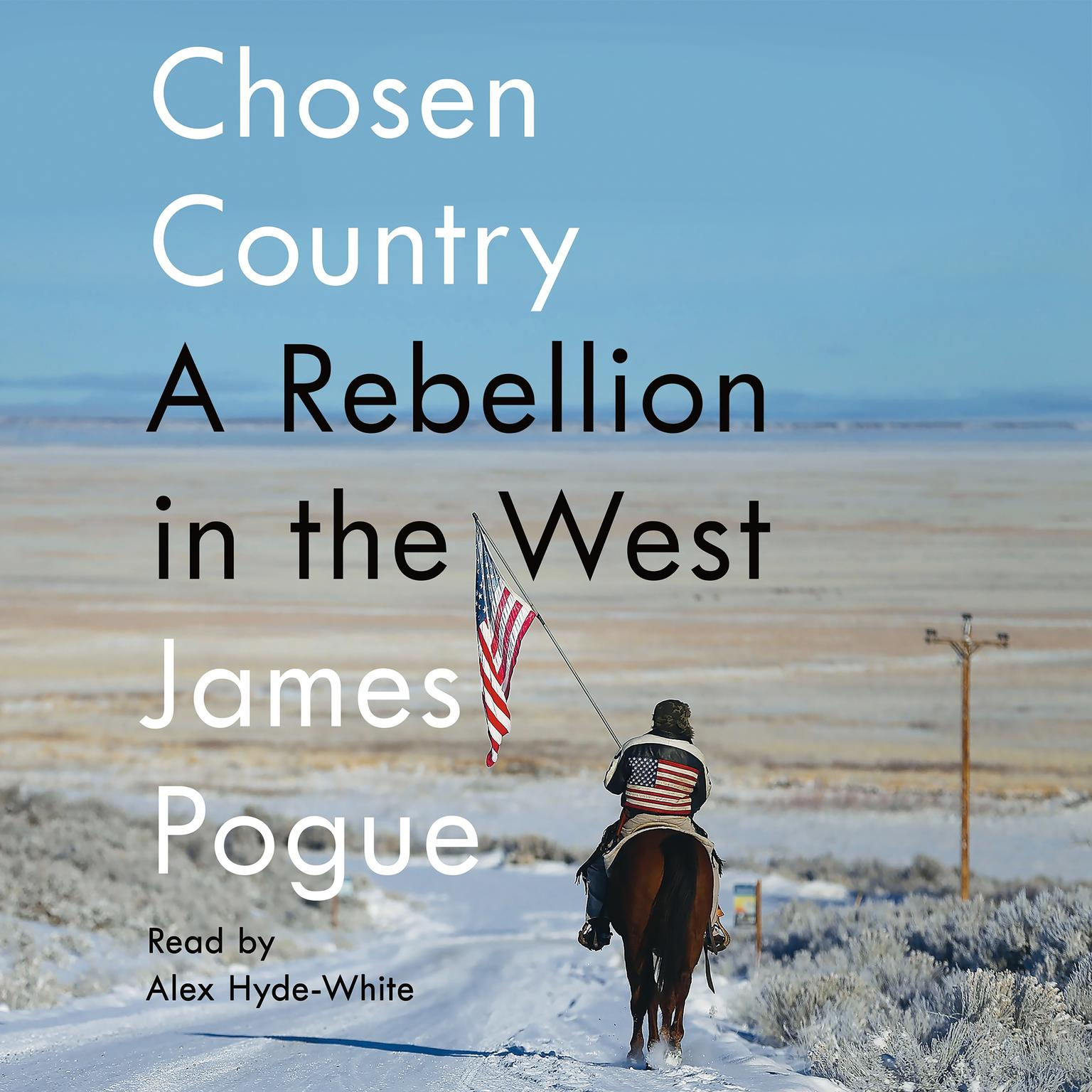 Printable Chosen Country: A Rebellion in the West Audiobook Cover Art