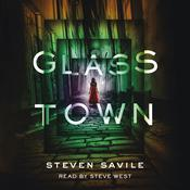 Glass Town Audiobook, by Steven Savile|