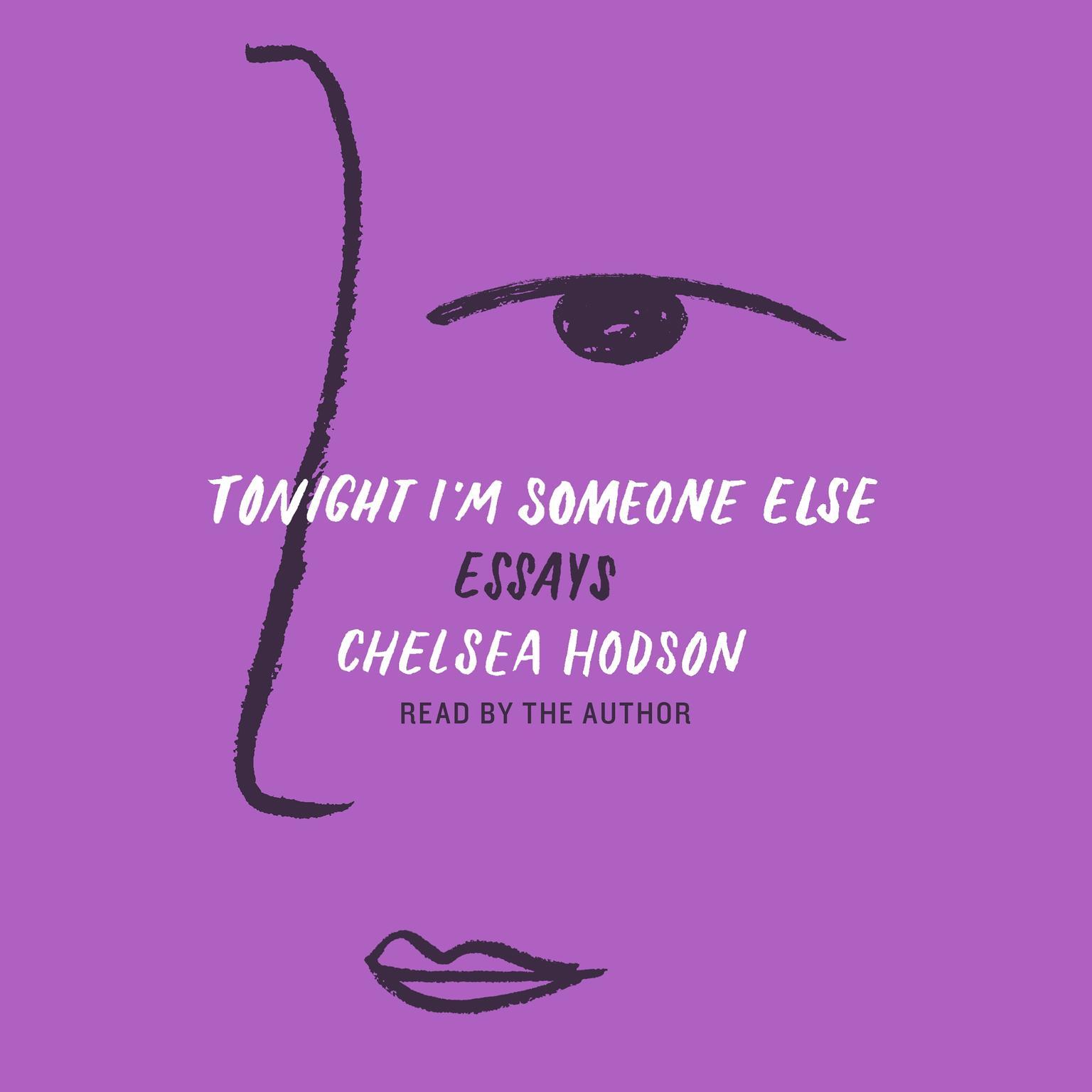 Printable Tonight I'm Someone Else: Essays Audiobook Cover Art
