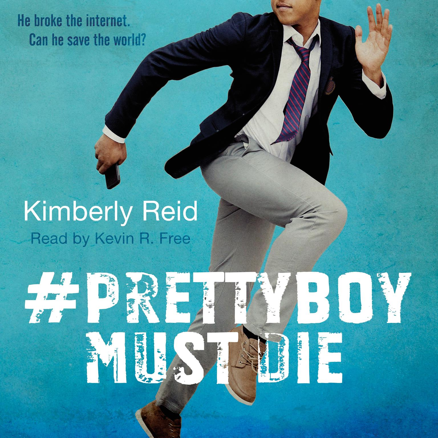 Printable Prettyboy Must Die: A Novel Audiobook Cover Art