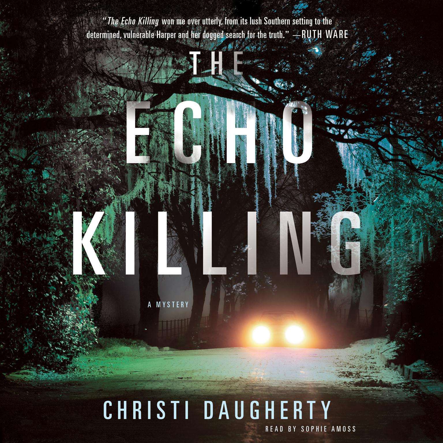 Printable The Echo Killing: A Mystery Audiobook Cover Art