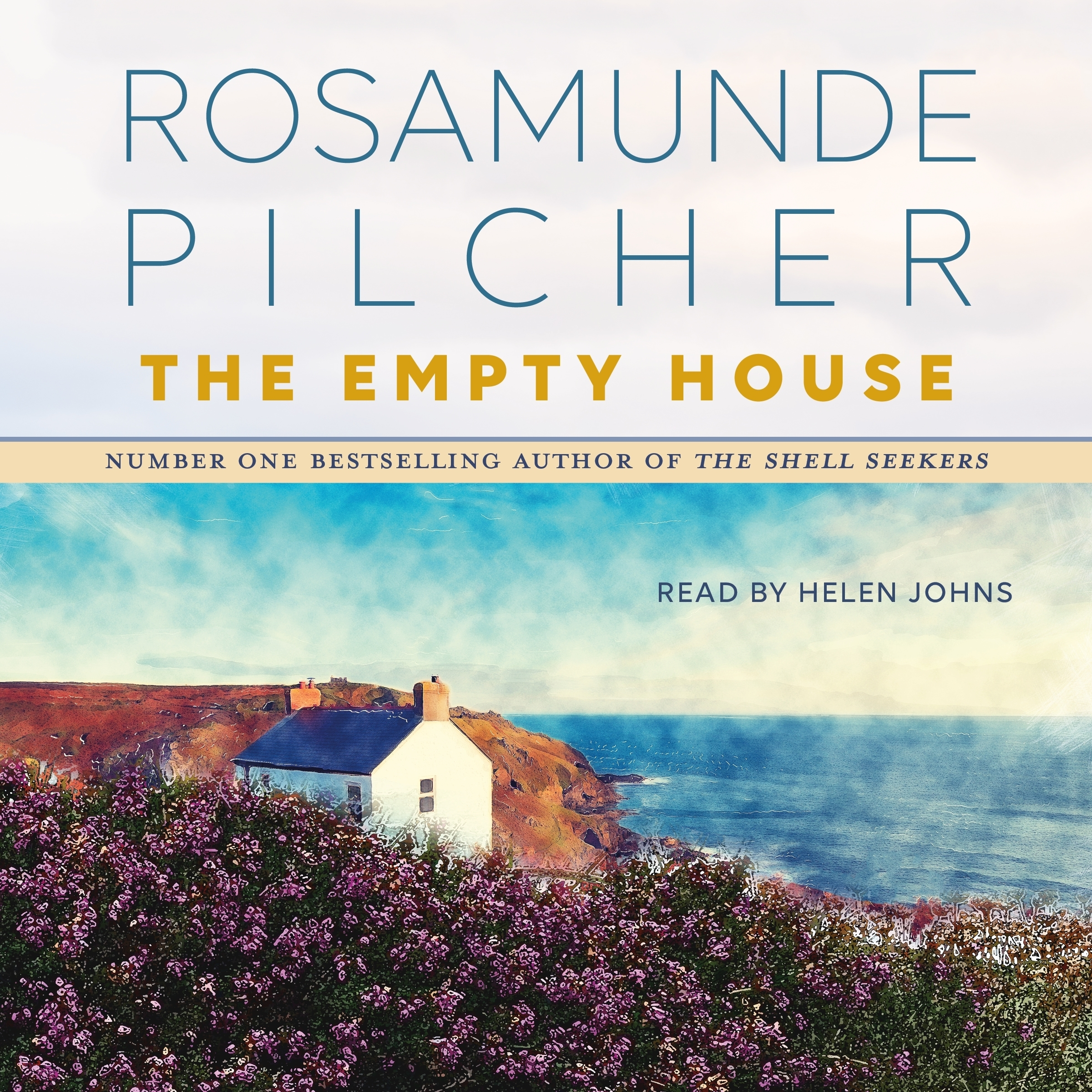 Printable The Empty House Audiobook Cover Art