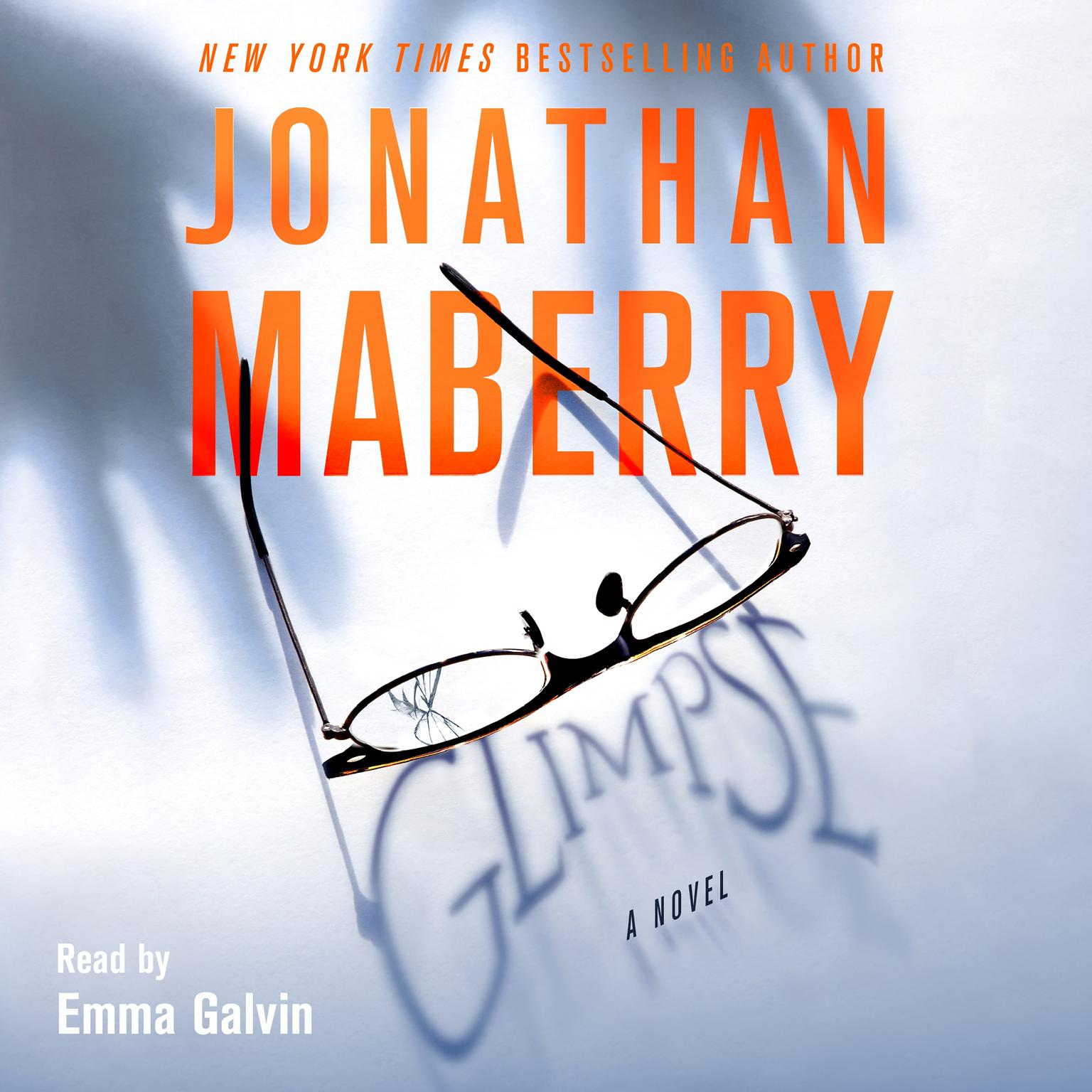 Printable Glimpse: A Novel Audiobook Cover Art