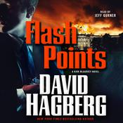 Flash Points: A Kirk McGarvey Novel Audiobook, by David Hagberg
